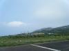 青ヶ島小中学校方向