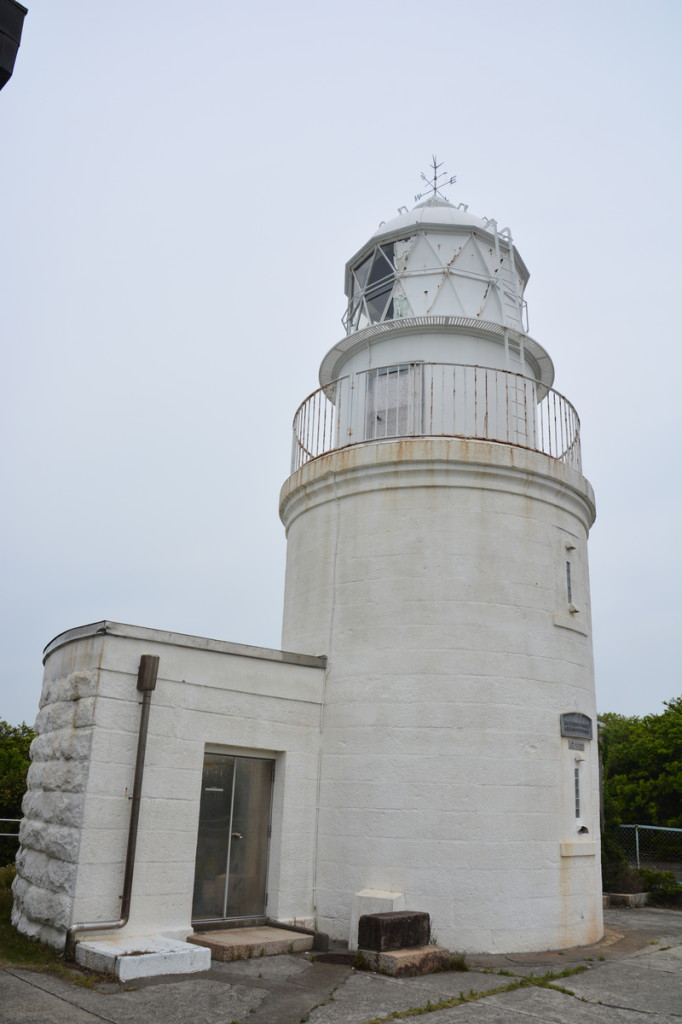 Tomogashima lighthouse