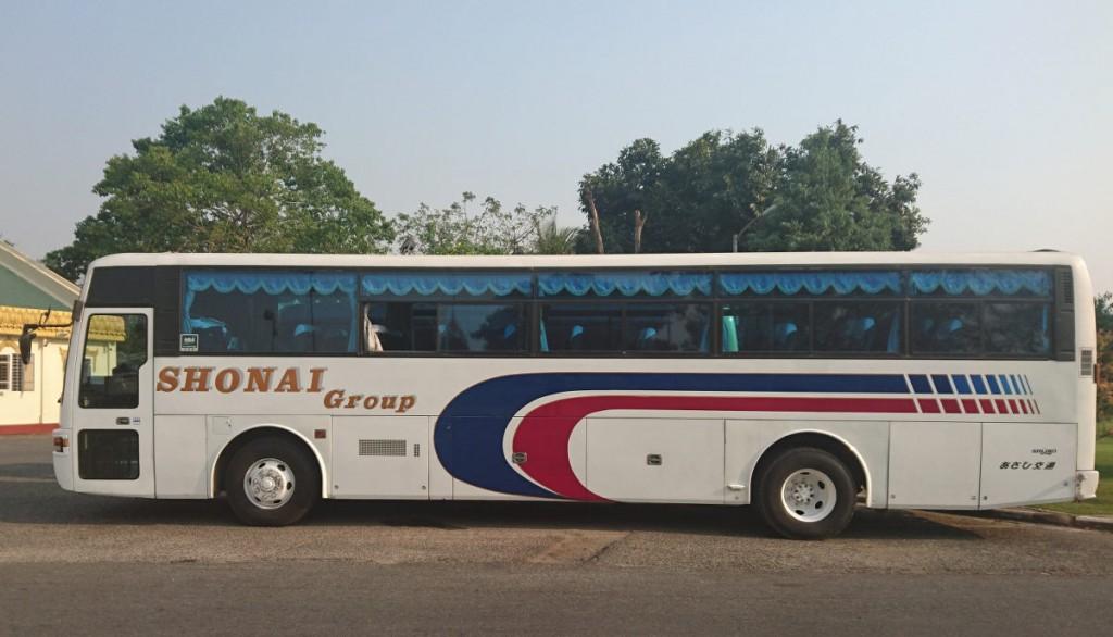 ショーナイ?のバス