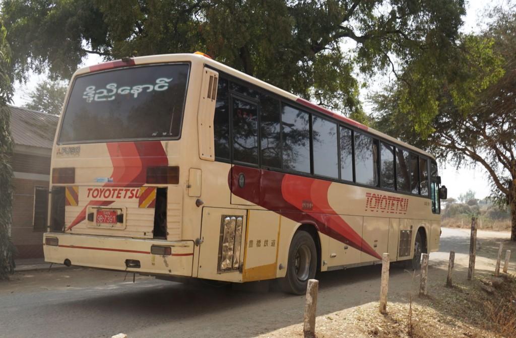 豊鉄のバス