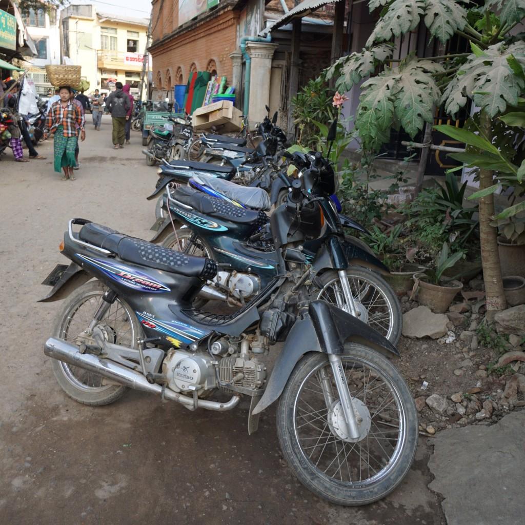 KENBOのバイク